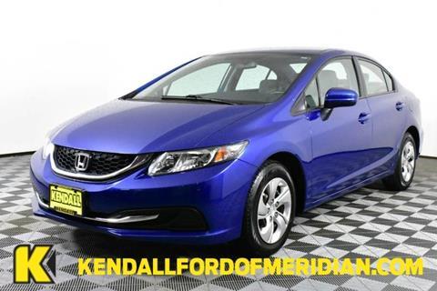 2014 Honda Civic for sale in Meridian, ID