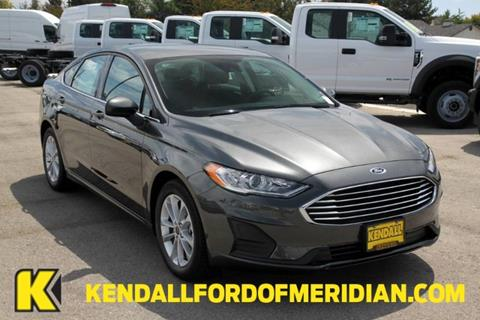 2019 Ford Fusion for sale in Meridian, ID