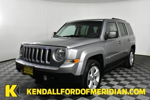 2014 Jeep Patriot for sale in Meridian, ID