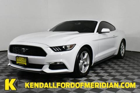 2017 Ford Mustang for sale in Meridian, ID