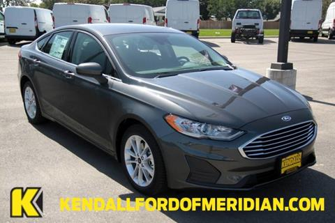 2020 Ford Fusion Hybrid for sale in Meridian, ID