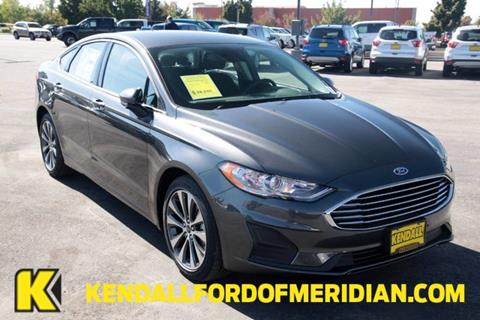 2020 Ford Fusion for sale in Meridian, ID