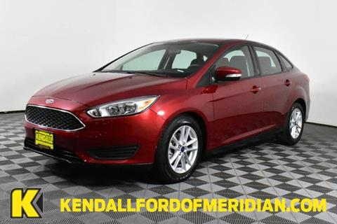 2016 Ford Focus for sale in Meridian, ID
