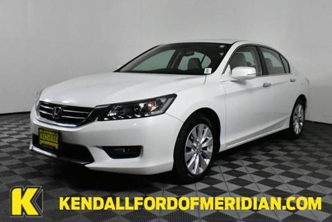 2015 Honda Accord for sale in Meridian, ID