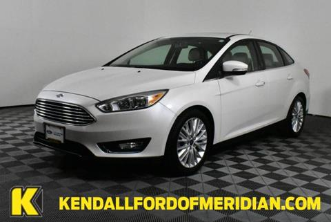 2017 Ford Focus for sale in Meridian, ID