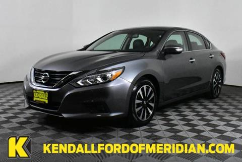 2018 Nissan Altima for sale in Meridian, ID
