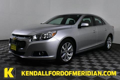 2016 Chevrolet Malibu Limited for sale in Meridian, ID