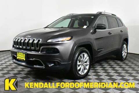 2016 Jeep Cherokee for sale in Meridian, ID