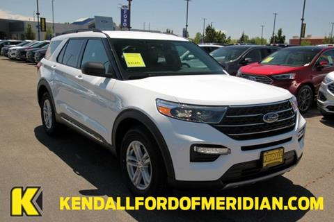 2020 Ford Explorer for sale in Meridian, ID