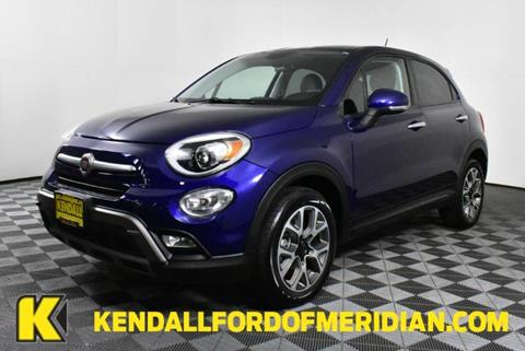 2016 FIAT 500X for sale in Meridian, ID