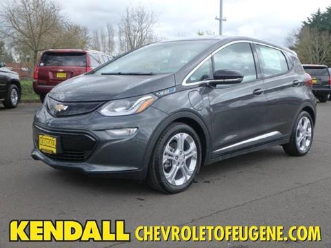 2019 Chevrolet Bolt EV for sale in Eugene, OR