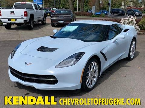 2019 Chevrolet Corvette for sale in Eugene, OR