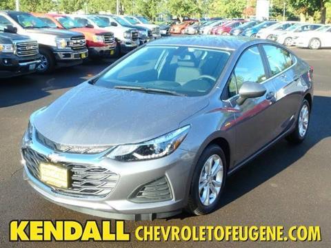 2019 Chevrolet Cruze for sale in Eugene, OR