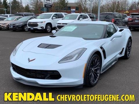 2019 Chevrolet Corvette for sale in Eugene, OR