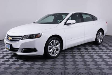 2017 Chevrolet Impala for sale in Eugene, OR