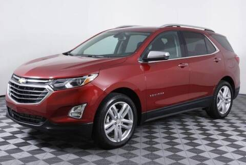 2019 Chevrolet Equinox Premier for sale at Kendall Chevrolet GMC Cadillac of Eugene in Eugene OR