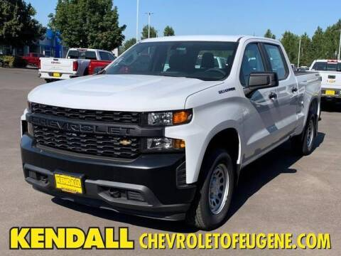 2019 Chevrolet Silverado 1500 for sale at Kendall Chevrolet GMC Cadillac of Eugene in Eugene OR