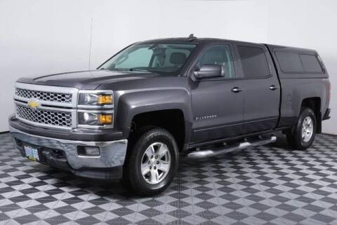 2015 Chevrolet Silverado 1500 for sale at Kendall Chevrolet GMC Cadillac of Eugene in Eugene OR