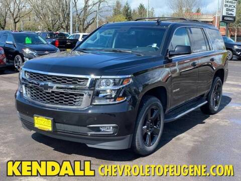 2020 Chevrolet Tahoe LT for sale at Kendall Chevrolet GMC Cadillac of Eugene in Eugene OR