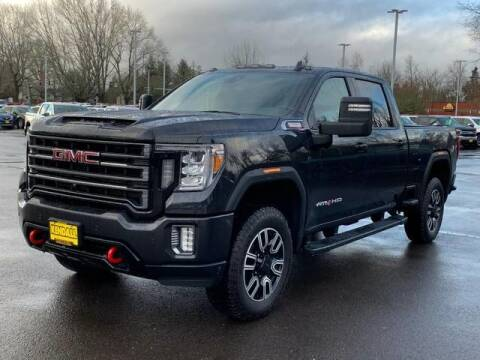 2020 GMC Sierra 2500HD for sale at Kendall Chevrolet GMC Cadillac of Eugene in Eugene OR