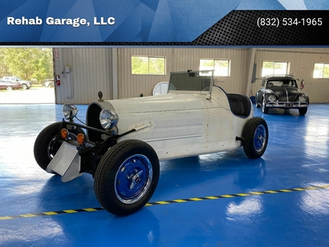 1972 Bugatti T35 Roadster for sale in Tomball, TX