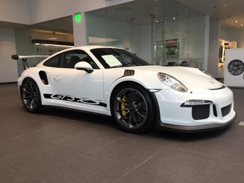2016 Porsche 911 for sale in Anchorage, AK