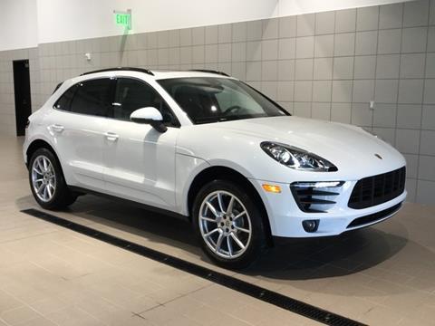 2018 Porsche Macan for sale in Anchorage, AK