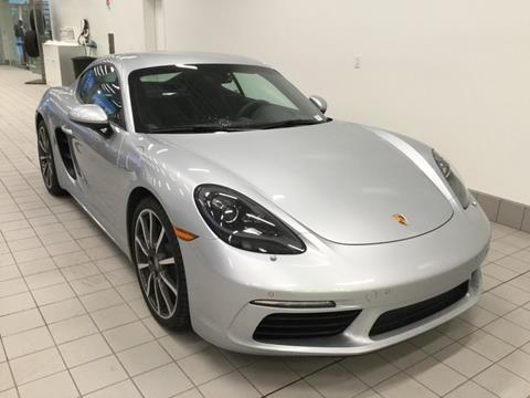 2017 Porsche 718 Cayman for sale in Anchorage, AK
