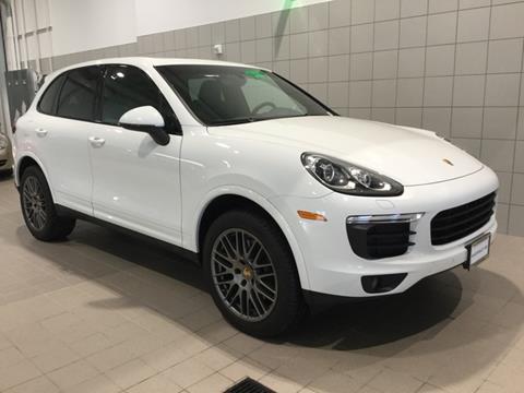 2017 Porsche Cayenne for sale in Anchorage, AK