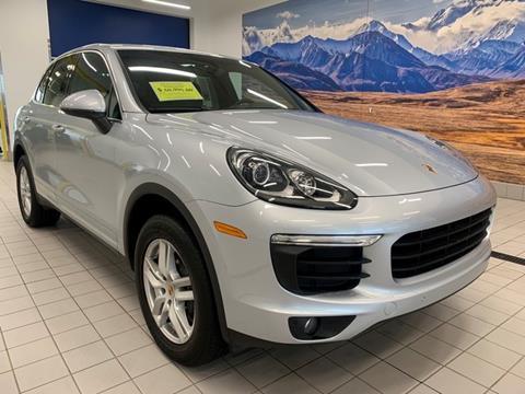 2018 Porsche Cayenne for sale in Anchorage, AK