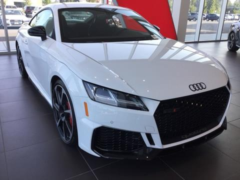 2019 Audi TT RS for sale in Anchorage, AK