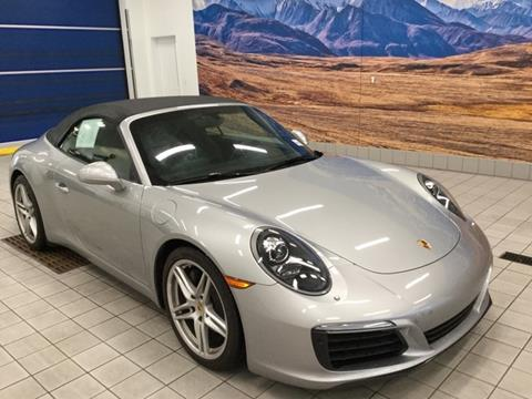 2017 Porsche 911 for sale in Anchorage, AK