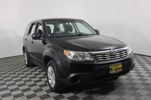 2010 Subaru Forester 2.5X for sale at Audi Anchorage in Anchorage AK