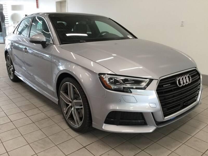 2019 Audi A3 2.0T quattro Premium Plus