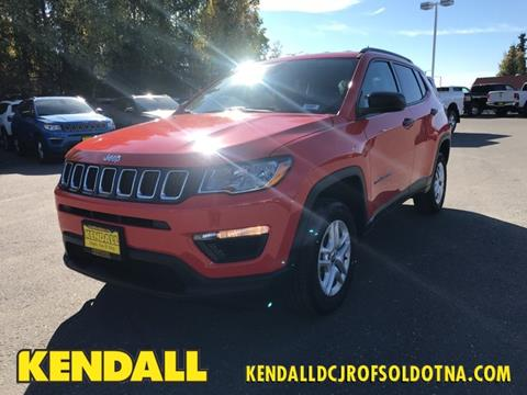 2018 Jeep Compass for sale in Soldotna, AK