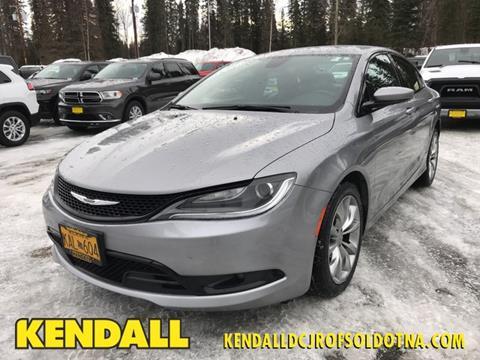 2016 Chrysler 200 for sale in Soldotna, AK