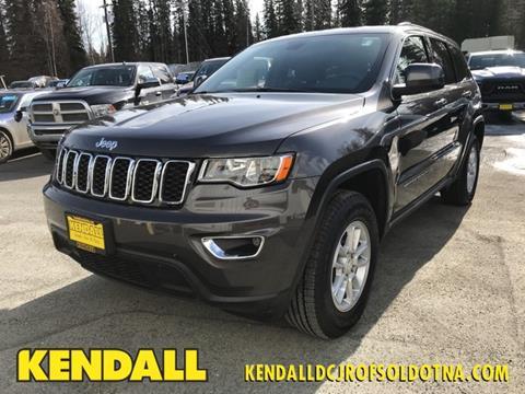 2019 Jeep Grand Cherokee for sale in Soldotna, AK