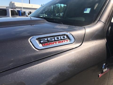 2019 RAM Ram Pickup 2500