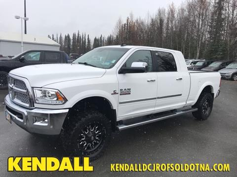 2017 RAM Ram Pickup 3500 for sale in Soldotna, AK