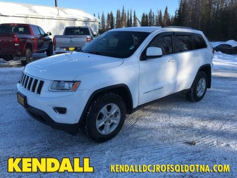 2014 Jeep Grand Cherokee Altitude for sale at Kendall DCJR of Soldotna in Soldotna AK