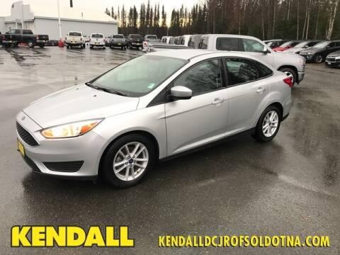 2018 Ford Focus SE for sale at Kendall DCJR of Soldotna in Soldotna AK