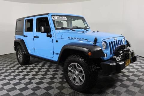 2017 Jeep Wrangler Unlimited for sale in Anchorage, AK
