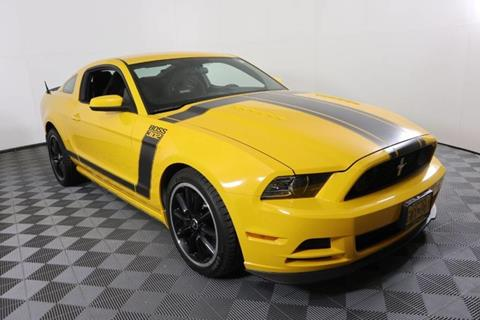 2013 Ford Mustang for sale in Anchorage, AK