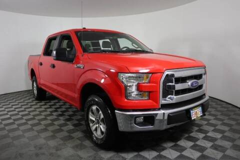 2016 Ford F-150 King Ranch for sale at Kendall Ford of Anchorage in Anchorage AK