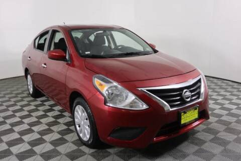 2018 Nissan Versa for sale at Kendall Ford of Anchorage in Anchorage AK