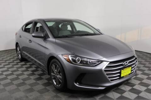 2018 Hyundai Elantra for sale at Kendall Ford of Anchorage in Anchorage AK
