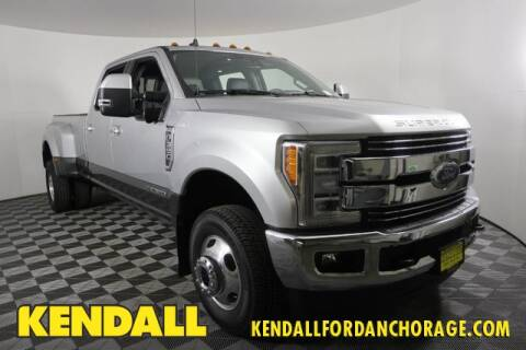 2019 Ford F-350 Super Duty Lariat for sale at Kendall Ford of Anchorage in Anchorage AK