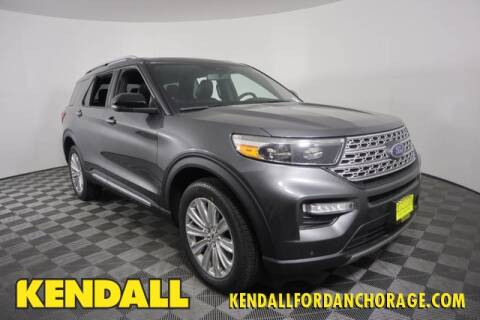 2020 Ford Explorer Limited for sale at Kendall Ford of Anchorage in Anchorage AK
