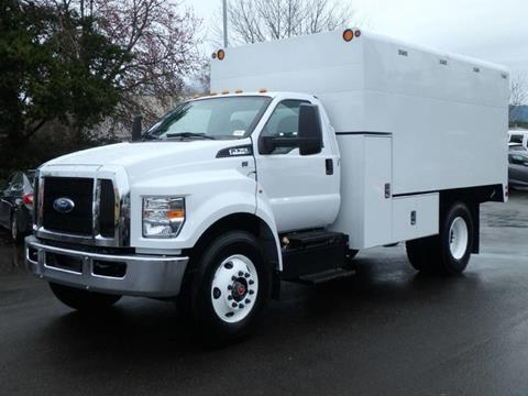 2018 Ford F-750 Super Duty for sale in Eugene, OR