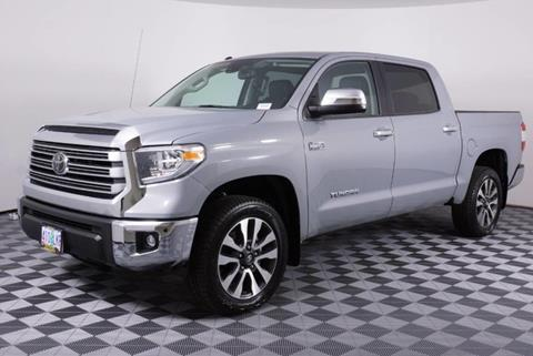 2019 Toyota Tundra for sale in Eugene, OR